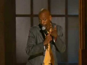 Dave Chapelle – Smokin Weed