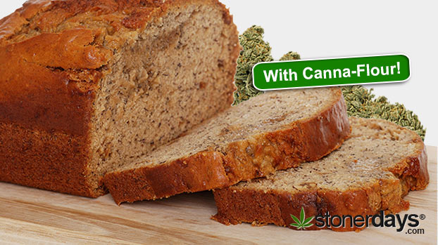 How To Make Marijuana Banana Bread