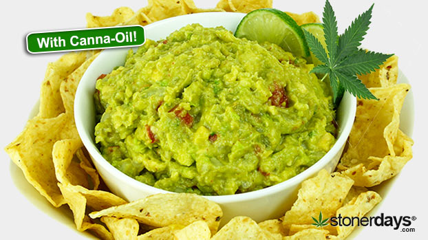 How to make Guacamole with Marijuana