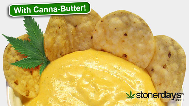 How to make Nacho Cheese with Marijuana