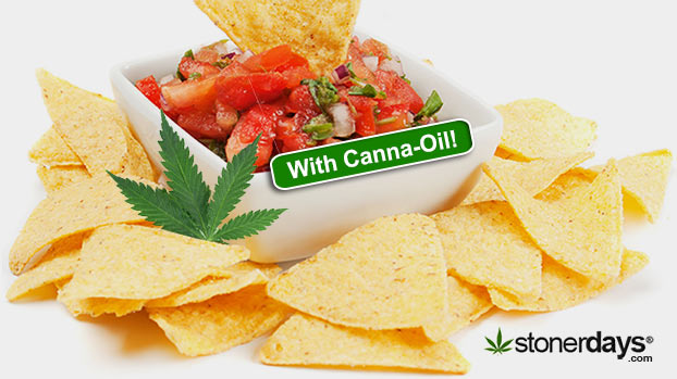 How to make Salsa with Marijuana