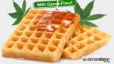 How to Make Waffles with Marijuana