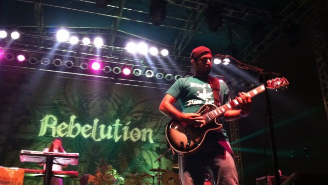 A Rebelution Concert to Remember