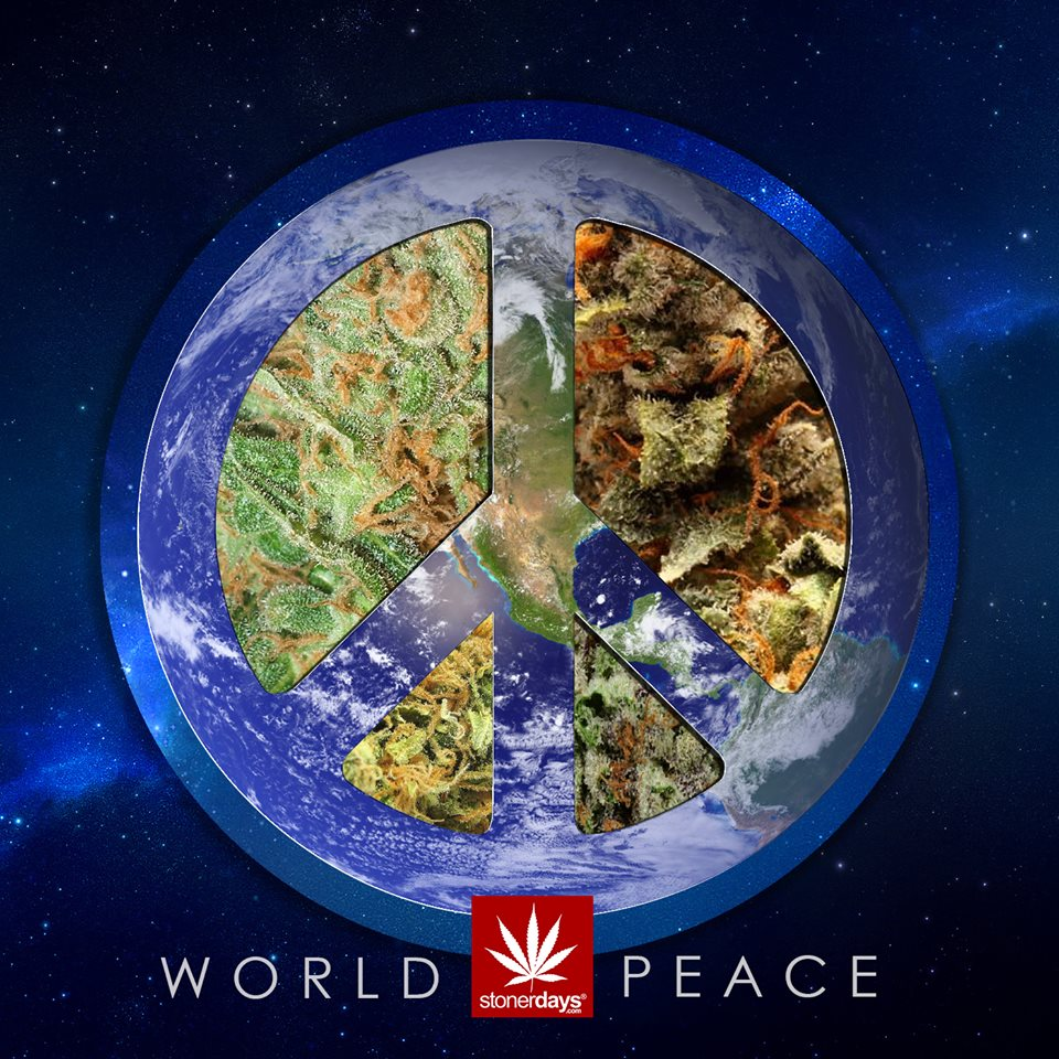world peace stonerdays