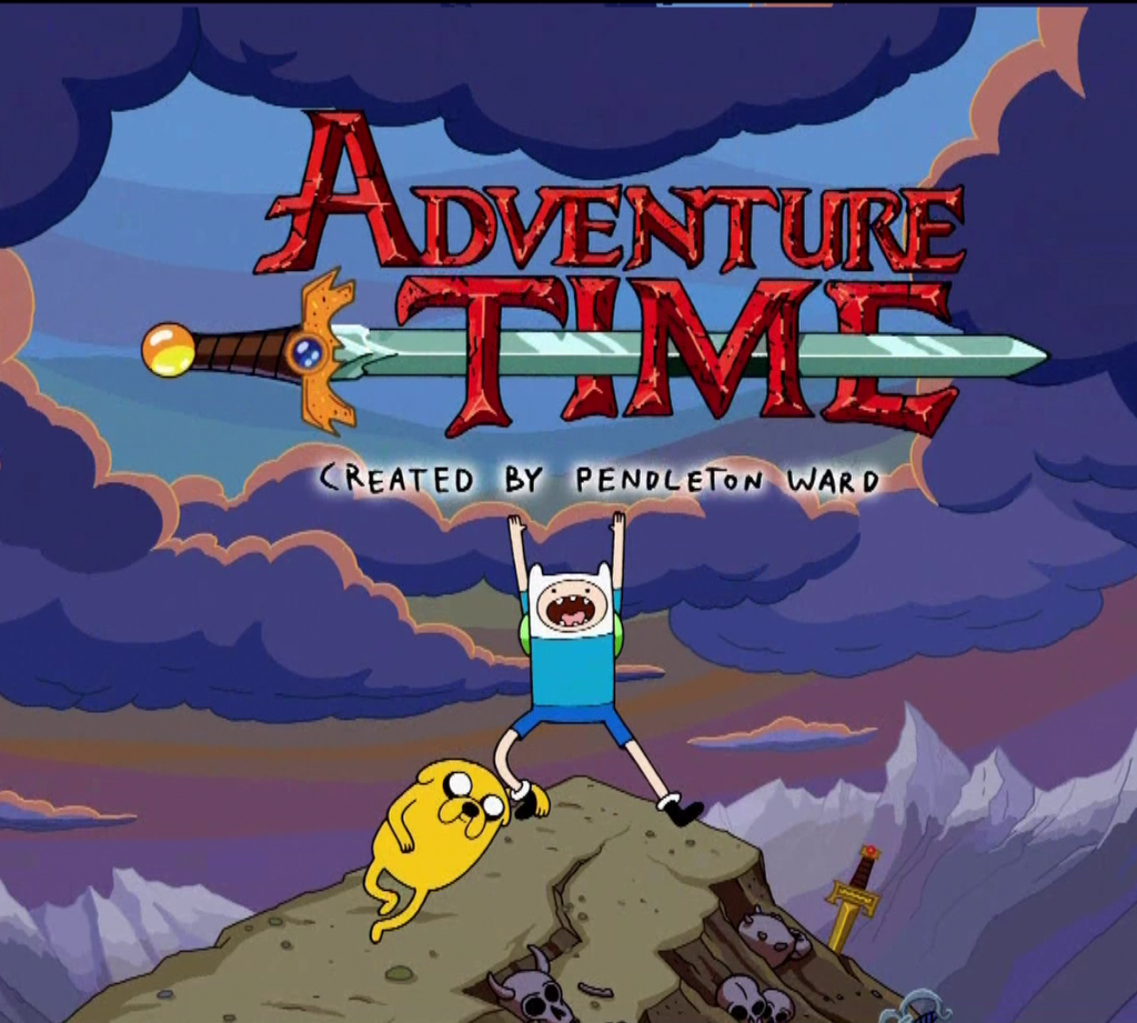 Adventure Time Stoner Cartoons