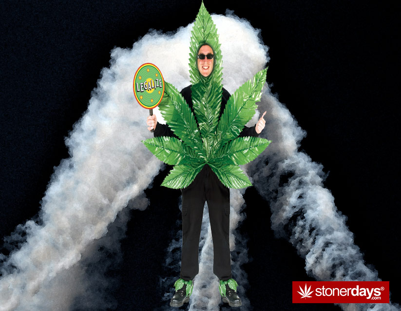 marijuana Halloween stonerdays