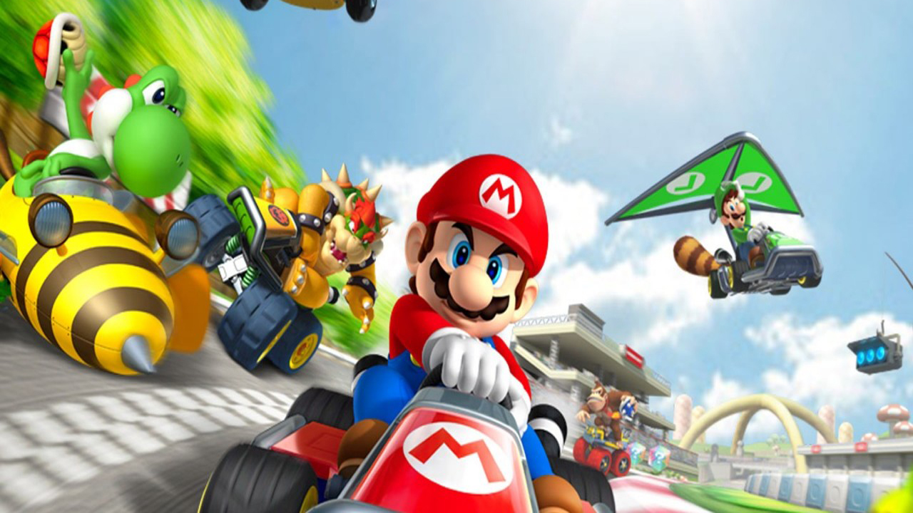 Stoner Game; Mario Kart High Driving | Stoner Blog