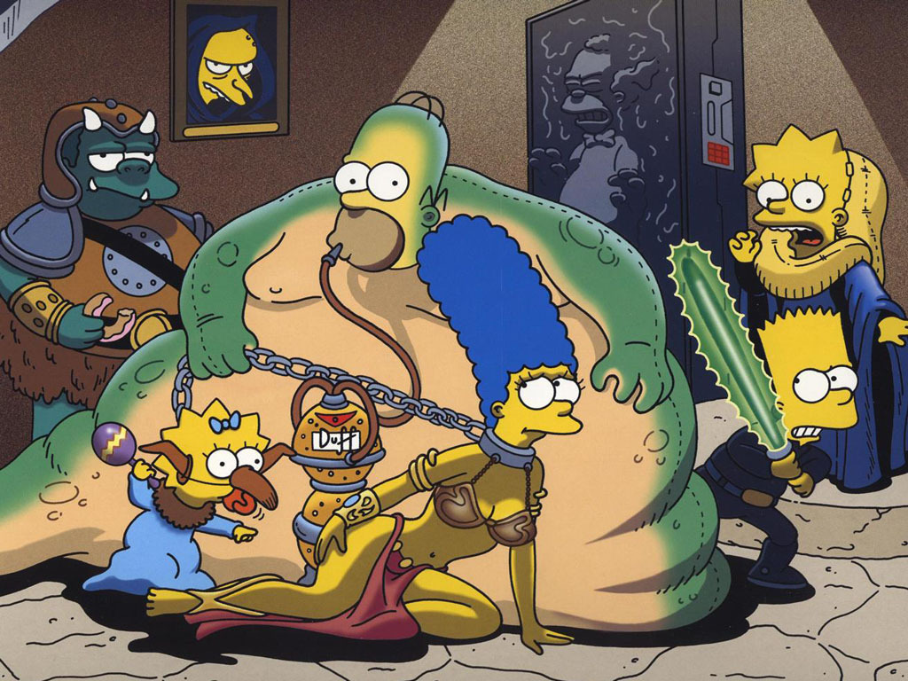 STAR-WARS-Meet-the-SIMPSONS-the-simpsons-8784972-1024-768