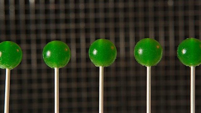 Stoner Cookbook; Medicated Lollipops