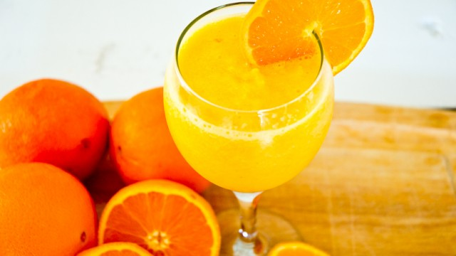 Stoner Cookbook; Orange Drink