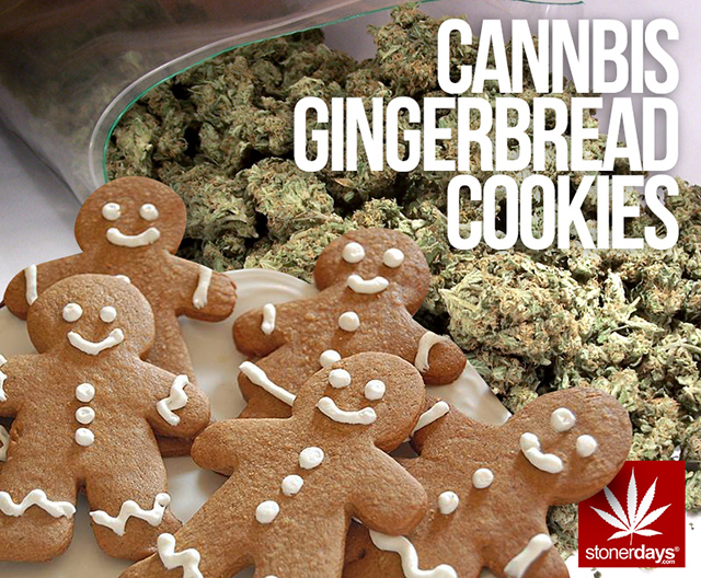 cannabis-gingerbread-cookies