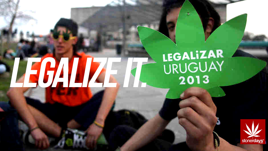marijuana legalized Uruguay stonerdays3
