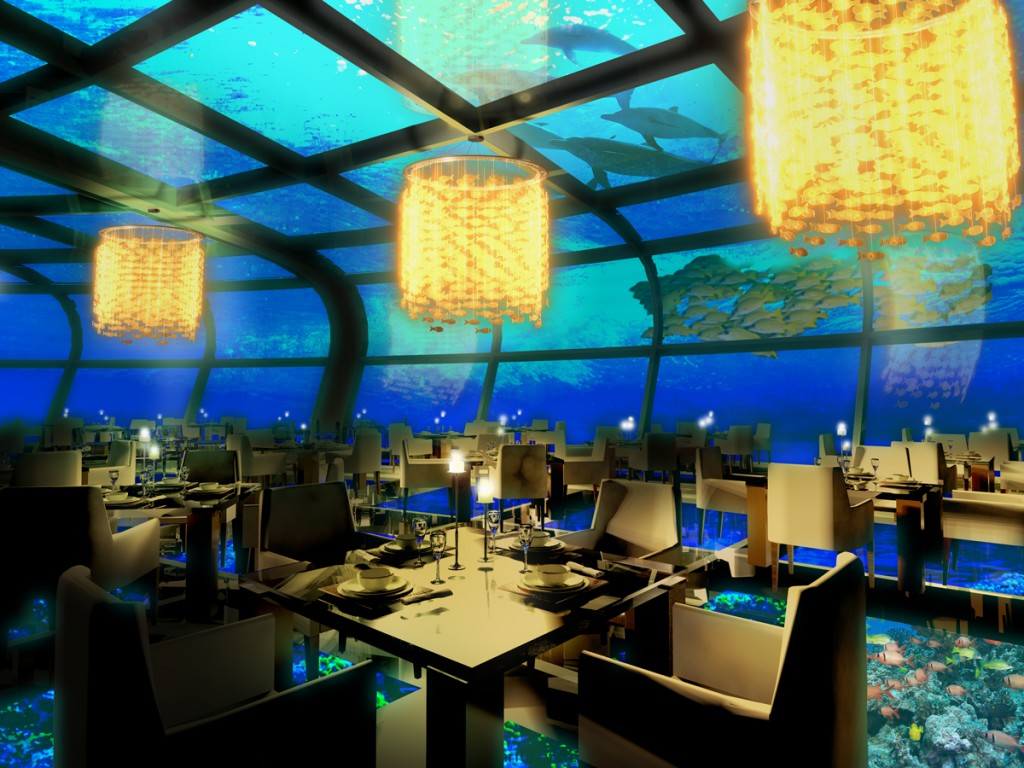 underwater restaurant An extreme dining destination will soon be submerged under the sea near a village on the southernmost coast of norway while other underwater restaurants exist in.