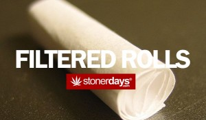 FILTERED ROLLS STONERDAYS