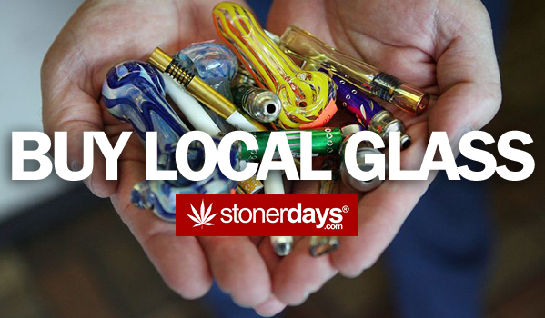 Buy Local Glass