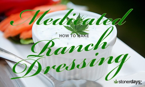 Medicated Ranch Dressing