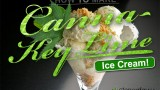 Cannabis Key Lime Ice Cream