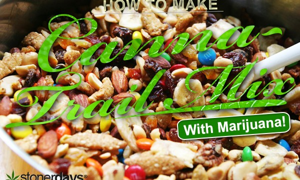 Cannabis Trail Mix