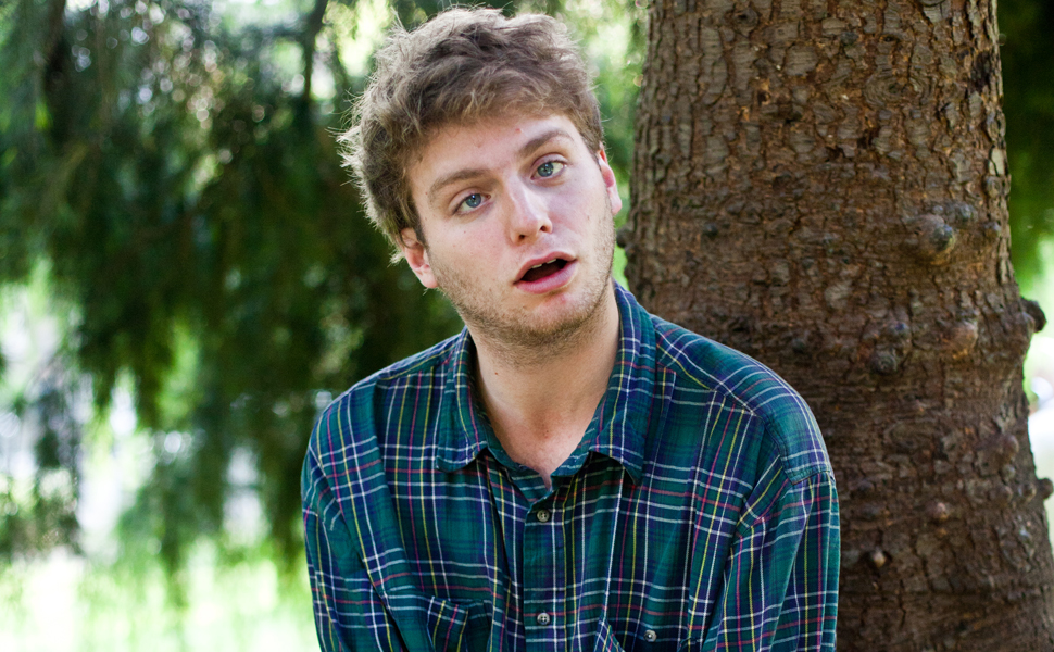 Mac Demarco Doesn't Smoke Weed