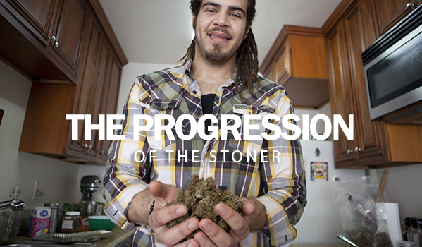 The Progression Of The Stoner