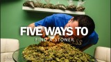 Five Ways To Tell A Stoner