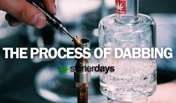 The Process Of Dabbing
