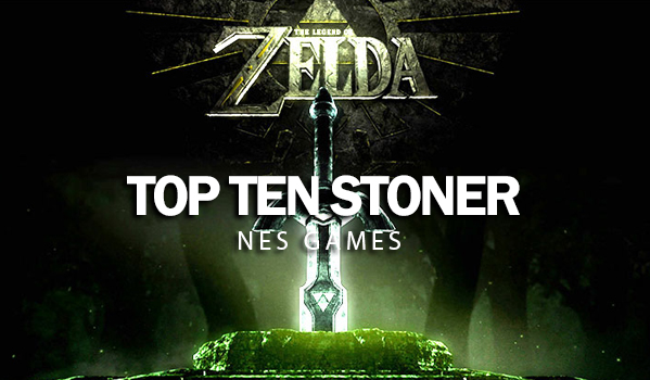 Top Ten Stoner NES Games