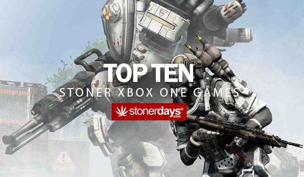 Top Ten Stoner Xbox One Games