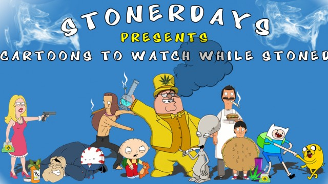 Best Cartoons To Watch While Stoned