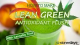 Lean Green Antioxidant Flush