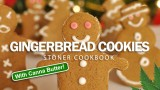 Gingerbread Stoner Cookies