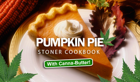 Cannabis Pumpkin Pie