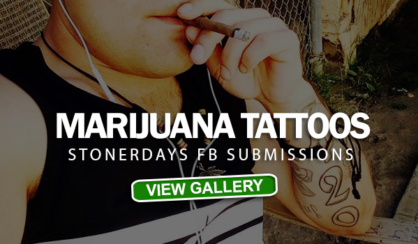 Marijuana Tattoo's
