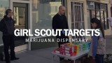 Girl Scout Targets Marijuana Dispensary