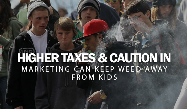 Keep Weed Away From Kids