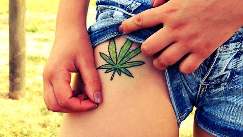 marijauan-weed-tattoos-stonerdays (9)