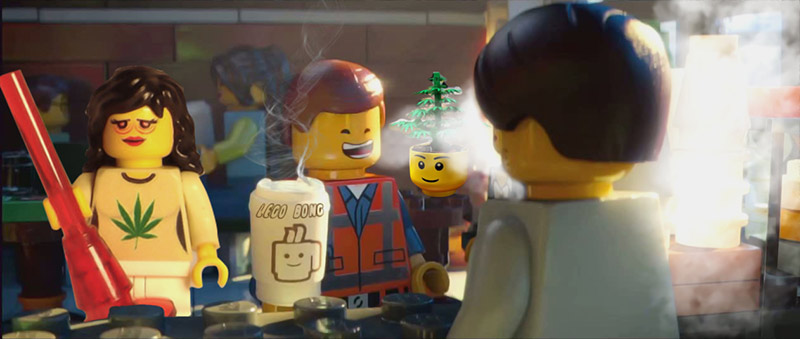 Five Reasons To Watch The Lego Movie Stoned | Stoner Blog
