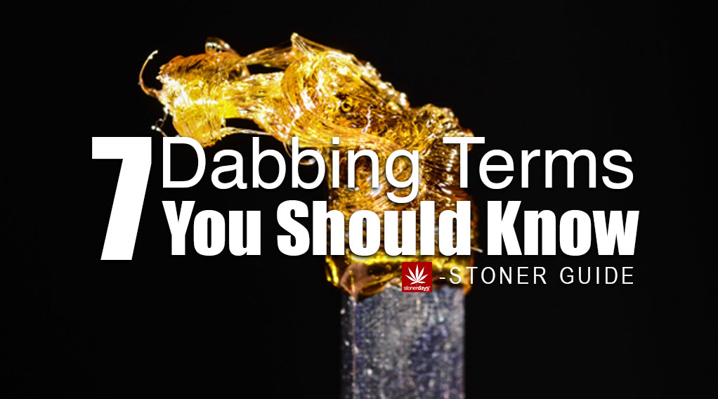 Seven Dabbing Terms You Should Know