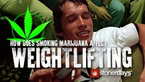 MARIJUANA-WEIGHTLIFTING