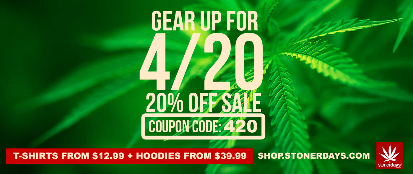 420 sale marijuana clothing by stonerdays