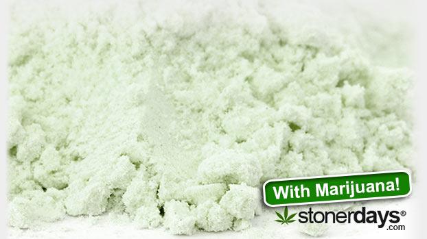 How to make Canna-Flour
