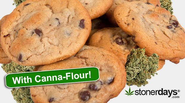 How to make Marijuana Chocolate Chip Cookies