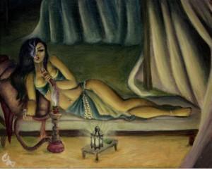 Stoner art marijuana art