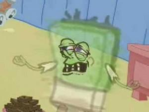 Sponge Bong Hemp Pants