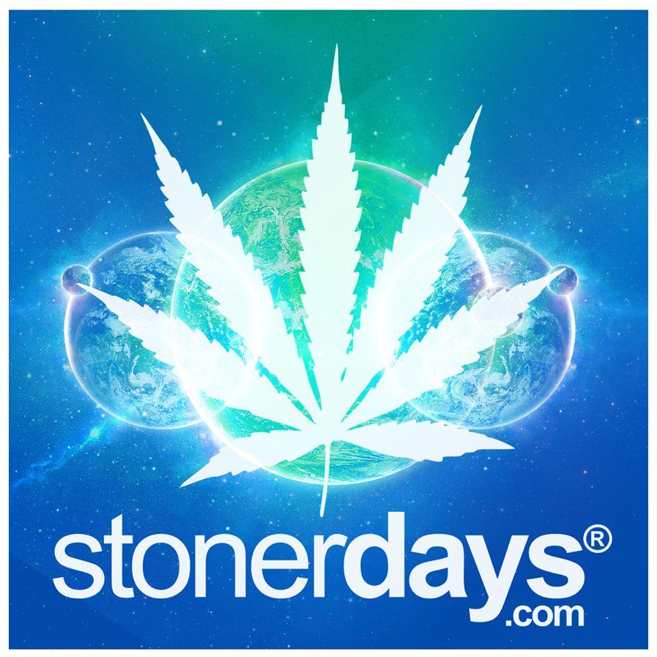 StonerDays marijuana leaf stoner