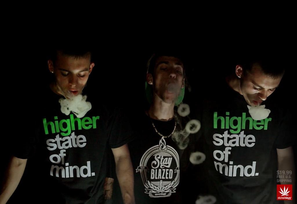 Stay Blazed Stoner Shirts (10)