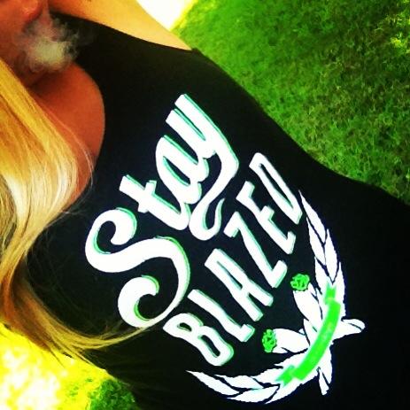 Stay Blazed Stoner Shirts (11)