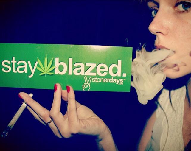 Stay Blazed Stoner Shirts (23)
