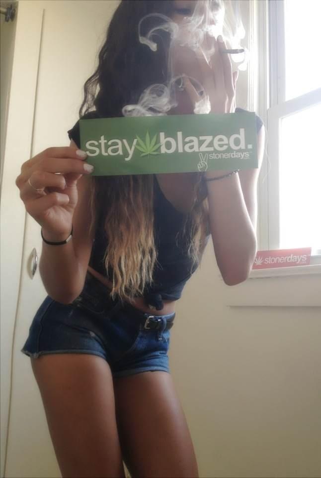 Stay Blazed Stoner Shirts (35)