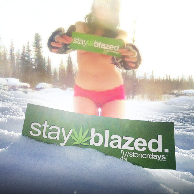 Stay Blazed Stoner Shirts (5)
